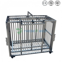 Stainless Pet Cage YSVET1